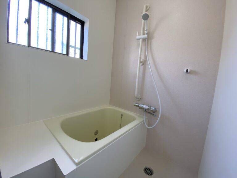 大阪付門真市 在来浴室 パネル